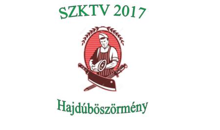 HÚSIPARI TERMÉKGYÁRTÓ Szakma Kiváló Tanulója Verseny